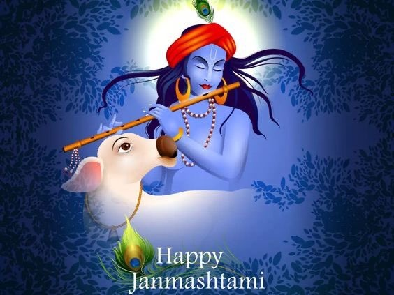 आप सभी को श्रीकृष्ण जन्माष्टमी की हार्दिक शुभकामनाएं। जय श्री कृष्ण। #janmastami #HappyJanmashtami