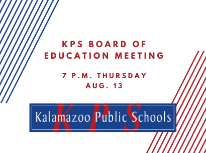 KPS Board of Ed meeting, 7 pm 8/13, will be live streamed @ . To make public comment complete this form
