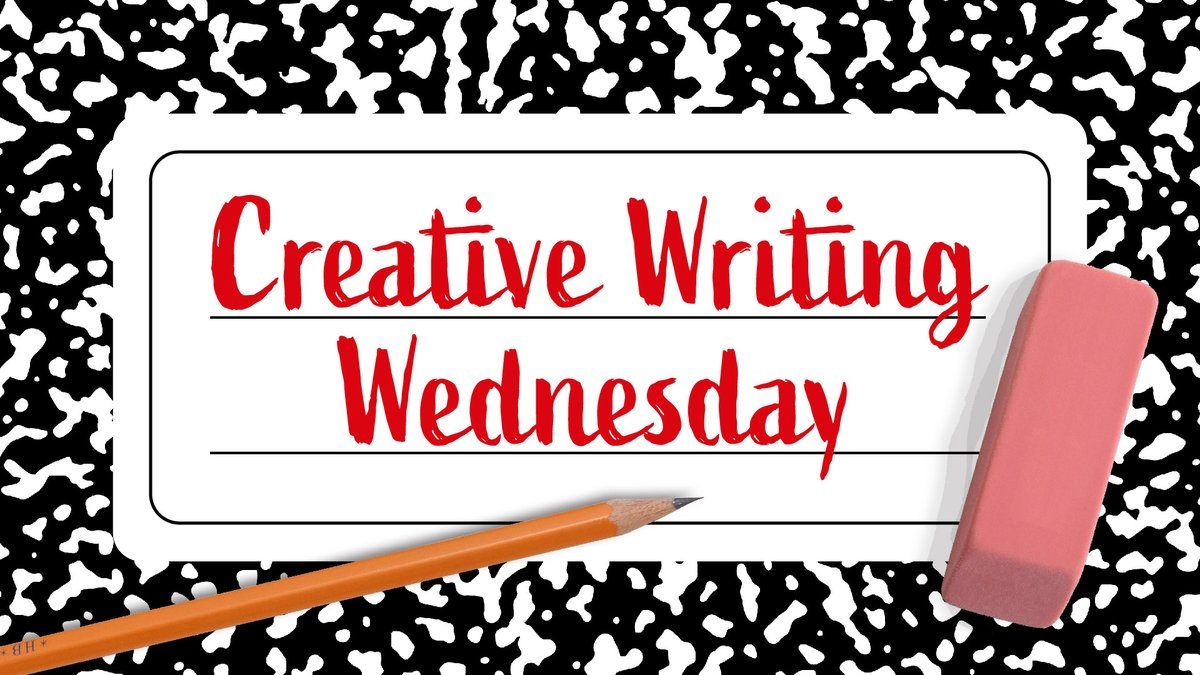 Creative Writing Wednesday  KPL is hosting a creative writing program on Wednesdays for Teens. Info in the link below.  8/12  Write a story about being someone's shadow for a day.