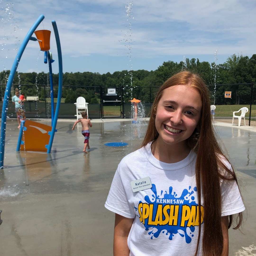 Tomorrow is the last weekday that the Splash Pad will be open! We will transition to weekends throughout September. Join us Labor Day for an end of the Summer celebration. Entrance to the Splash Pad will be FREE that day!