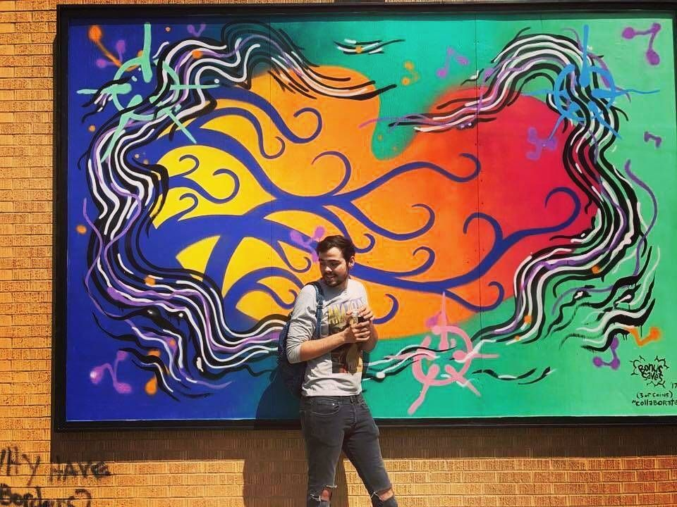 Take a mini self-guided wall crawl to admire and pose in front of some of the most Instagrammed murals throughout Kalamazoo!