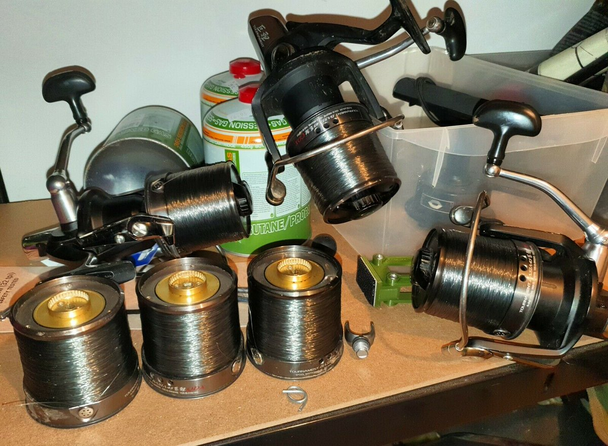 Ad - Daiwa Tournament Basia 45 QDX On eBay here -->> https://t.co/1do0YfWOIu  #carpfishing htt