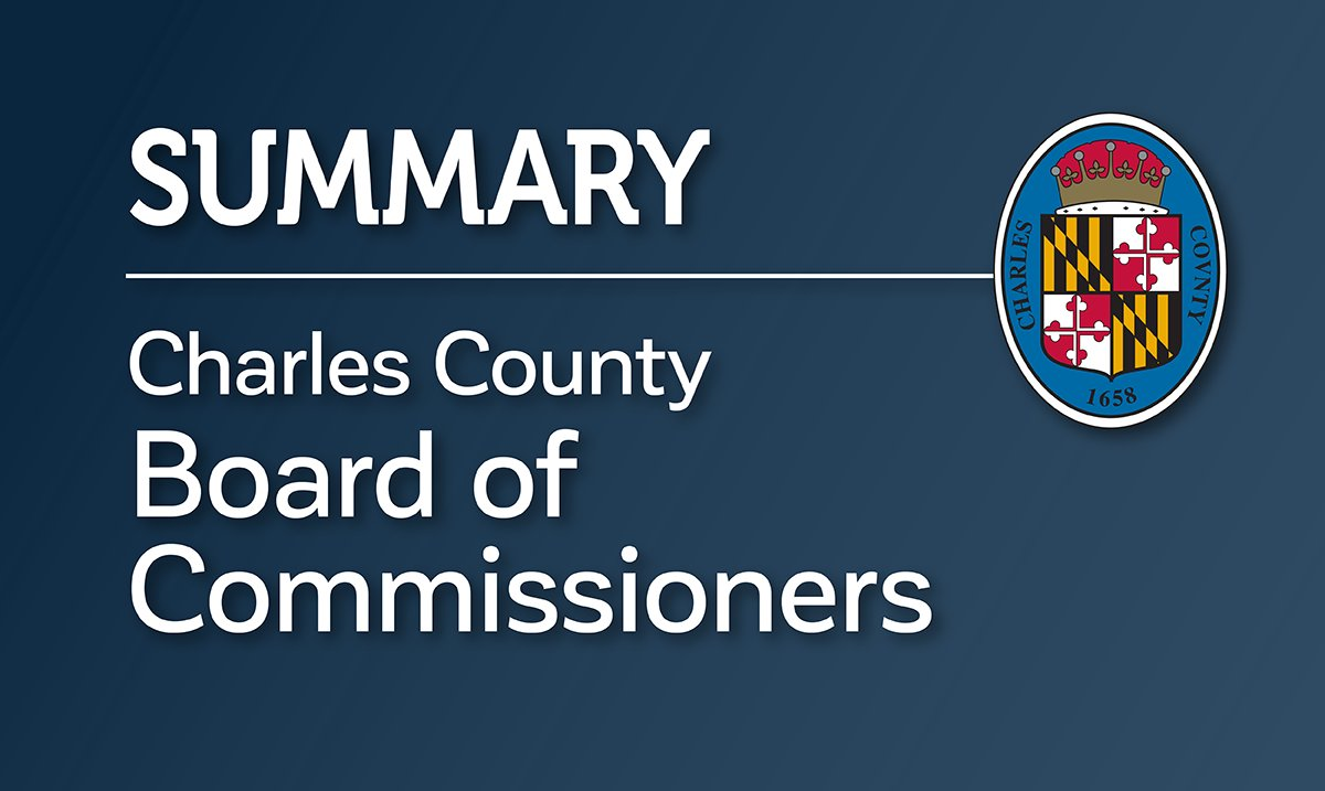 Sept. 15 Commissioners Meeting Update is available. Read here: .