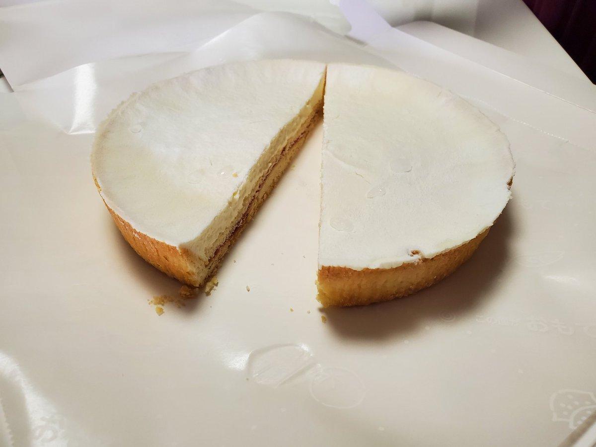 test ツイッターメディア - @cheesegarden  初めての栗の御用邸チーズケーキ✨ 初めてのフロマージュブラン✨ 美味しかったぁ〜❤️✨ お友達と食べたけど、幸せな一時✨ 次こそは✨しらさぎさんに…✨ なんて思いつつ、お店に行ってみたいー😭😭😭 いつも美味しいものを有難うございます✨ https://t.co/kCkwUFxAYn