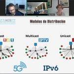 #AltaFrecuenciaCOITT ⚡️ | @viplafer habla sobre los distintos modelos de distribución de TV 📺 https://t.co/LlxinN2Xbj