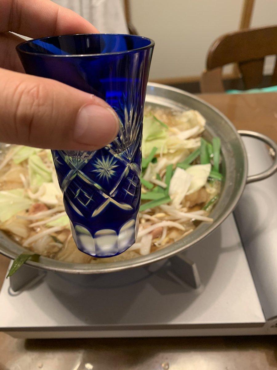 test ツイッターメディア - もつ鍋に日本酒最高! 勝駒の純米吟醸はなかなか手に入らないよなぁ https://t.co/tqHju8rmHx