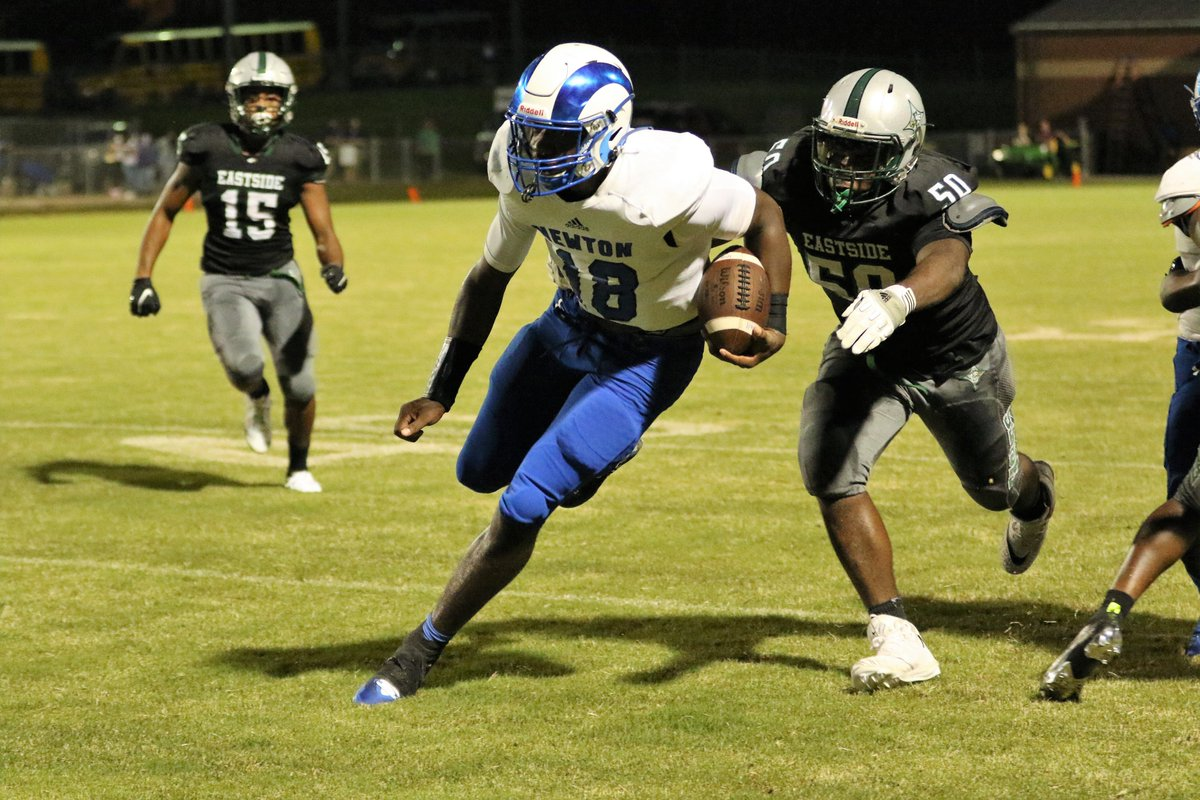 Visit us on Facebook to view our pictures from the big @EHS_Eagles vs @Newton_High game Friday night! The Rams earned the County Cup with their 21-7 win over the Eagles!  #NCSSBeTheBest