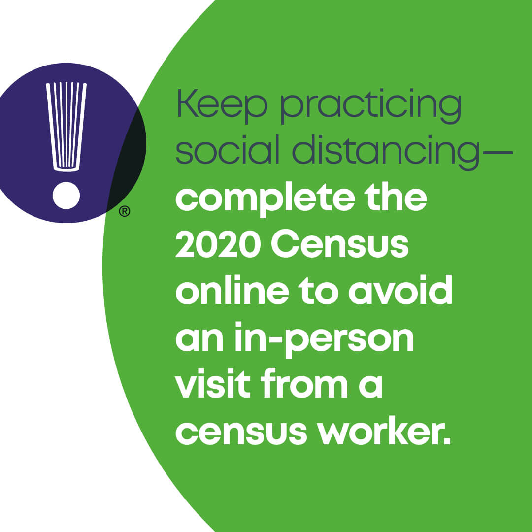 If you haven't filled out the 2020 census, you still have time! Visit  or call 1-844-330-2020 to respond today.  Also, to see a map of how many have been counted already in Fayetteville, visit