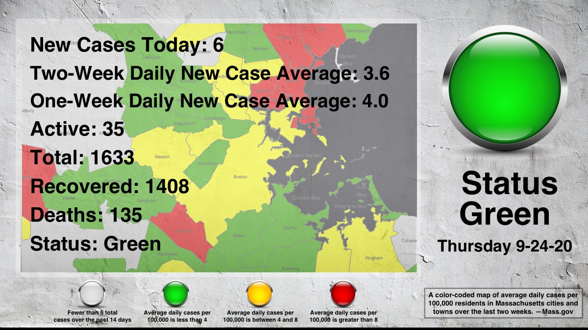 Today's COVID-19 infographic update, Thursday, 9-24-20.