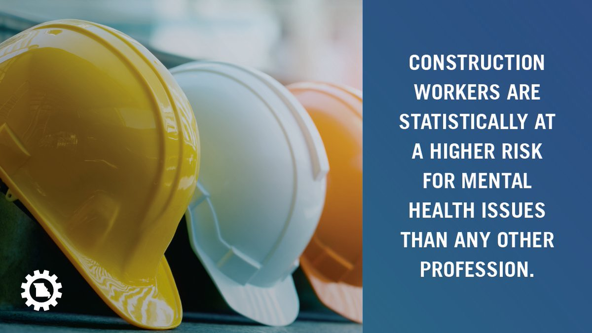 Construction workers are statistically at a higher risk for mental health issues than any other profession. Pay attention to these suicide warning signs including increased tardiness/absenteeism, mood swings, and agitation.