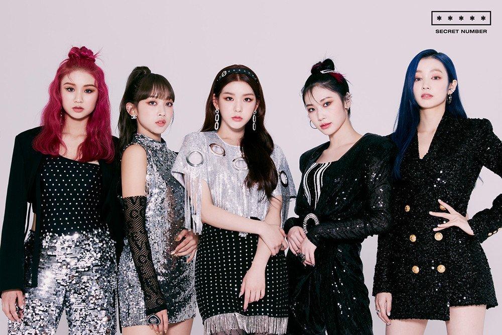 SECRET NUMBER confirm their comeback next month