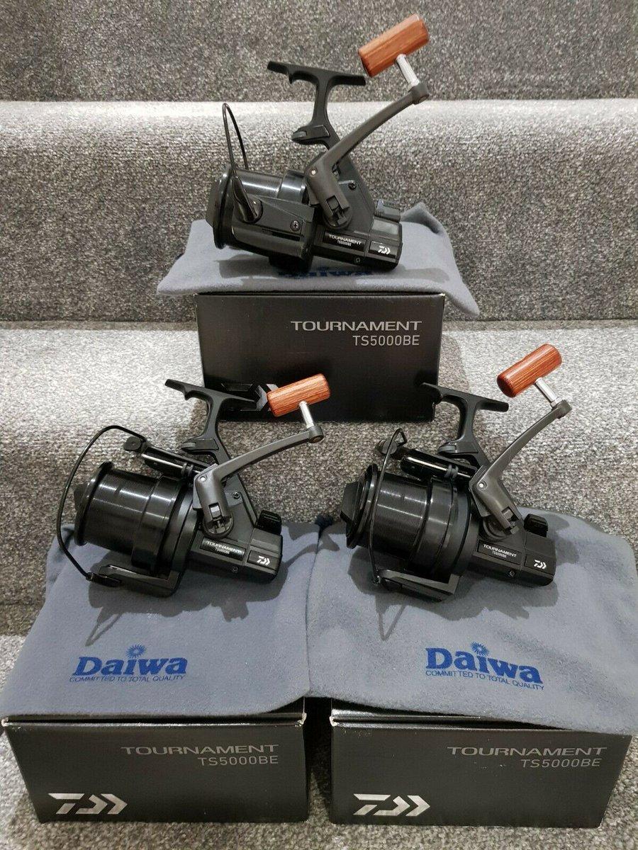 Ad - Daiwa Tournament TS5000BE Black Edition On eBay here -->> https://t.co/siWqh0JmDm  #carpf