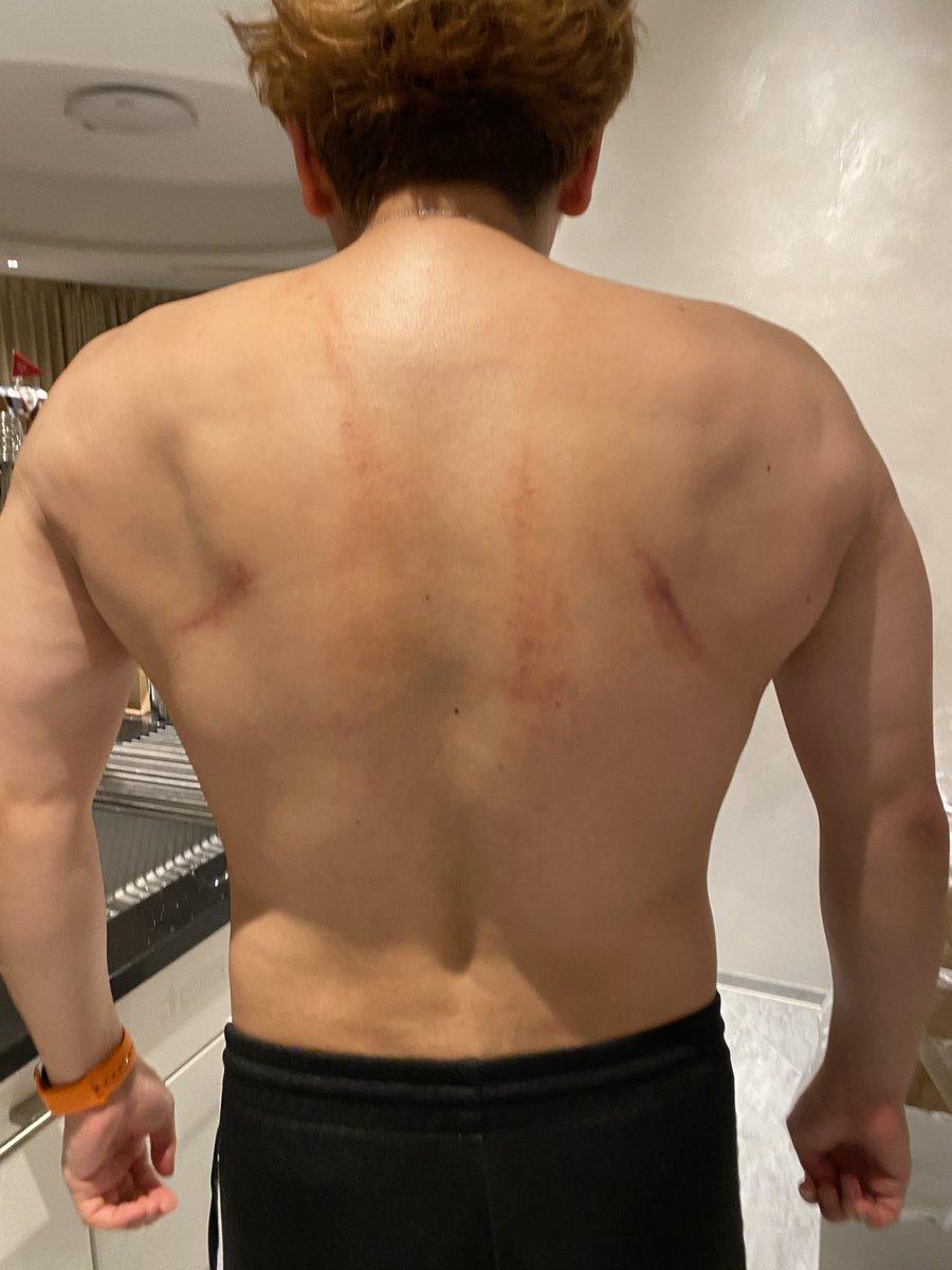 歴戦 花山薫 痕 背筋 オーガやんに関連した画像-04