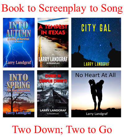 #IAN1 #AMG #SFFBC #IARTG 🤠 'City Gal' based on Book One of my Four Seasons Series. 🤔 City gal meets country gent as the world around them crumbles. 🎸  #music #MusicLov3rz #NewMusic  Please share with your friends. 🥰