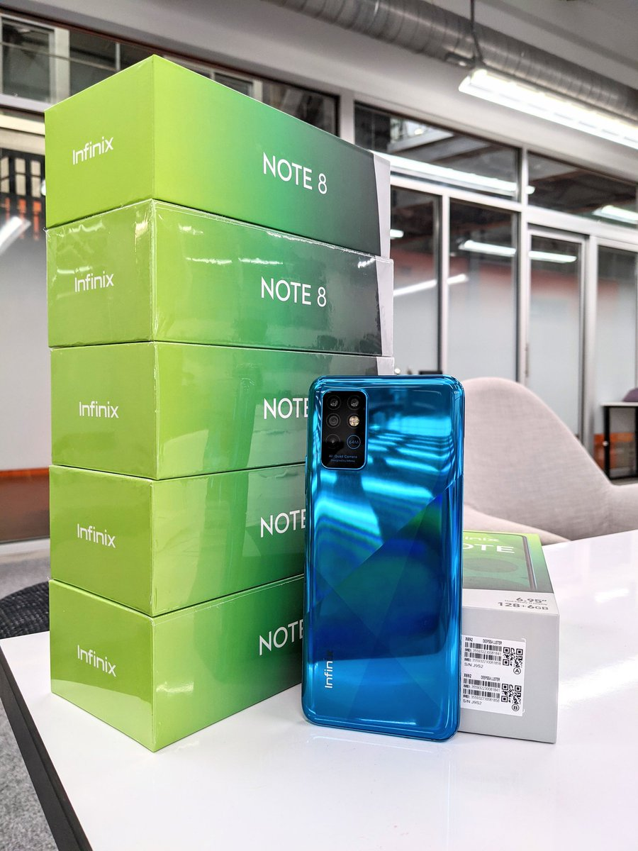 Giving away 5 of these Note 8s to random people who RT this tweet over the next 24 hours. Good luck!