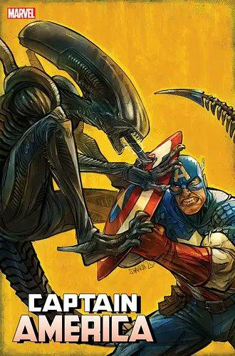 oof stevetony + aliens variant covers 👀