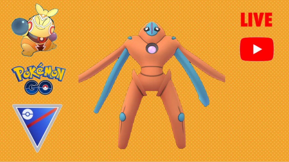 test ツイッターメディア - サムネは仮  【生配信】カロス地方のポケモンが実装されたらしいね! Live #111【GOバトルリーグ】【ポケモンGO】 https://t.co/nKyPUVpppL https://t.co/EJecSpZNAT