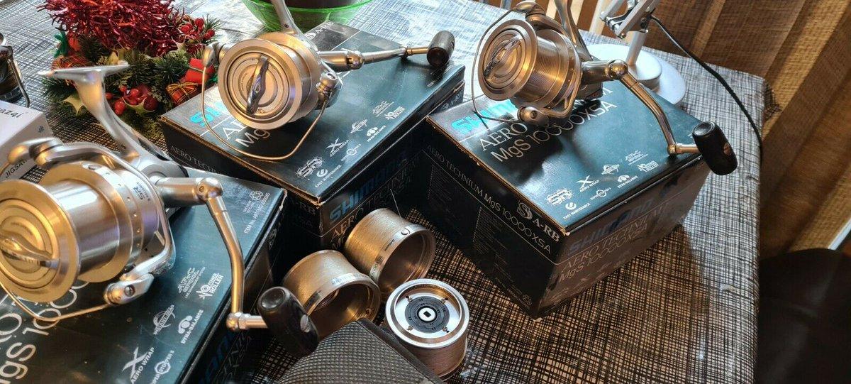 Ad - Shimano Aero Technium MgS <b>10000</b> XSA x3 On eBay here -->> https://t.co/I9Pi0Ui6rv
