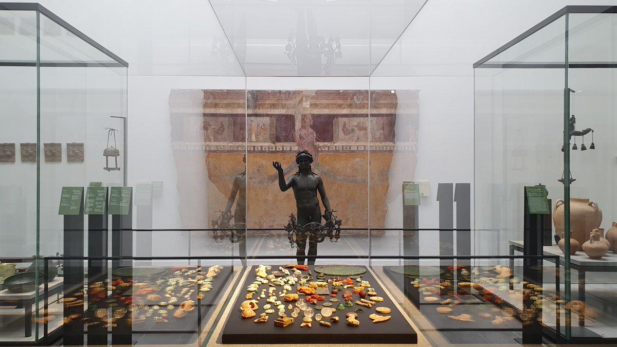 test Twitter Media - Inaugura il #25gennaio l'Antiquarium di #Pompei, il nuovo spazio museale dedicato all'esposizione permanente di reperti che illustrano la storia di Pompei. 🏛️🎉  https://t.co/6DBxwiAUoZ https://t.co/asQU3SfMMK
