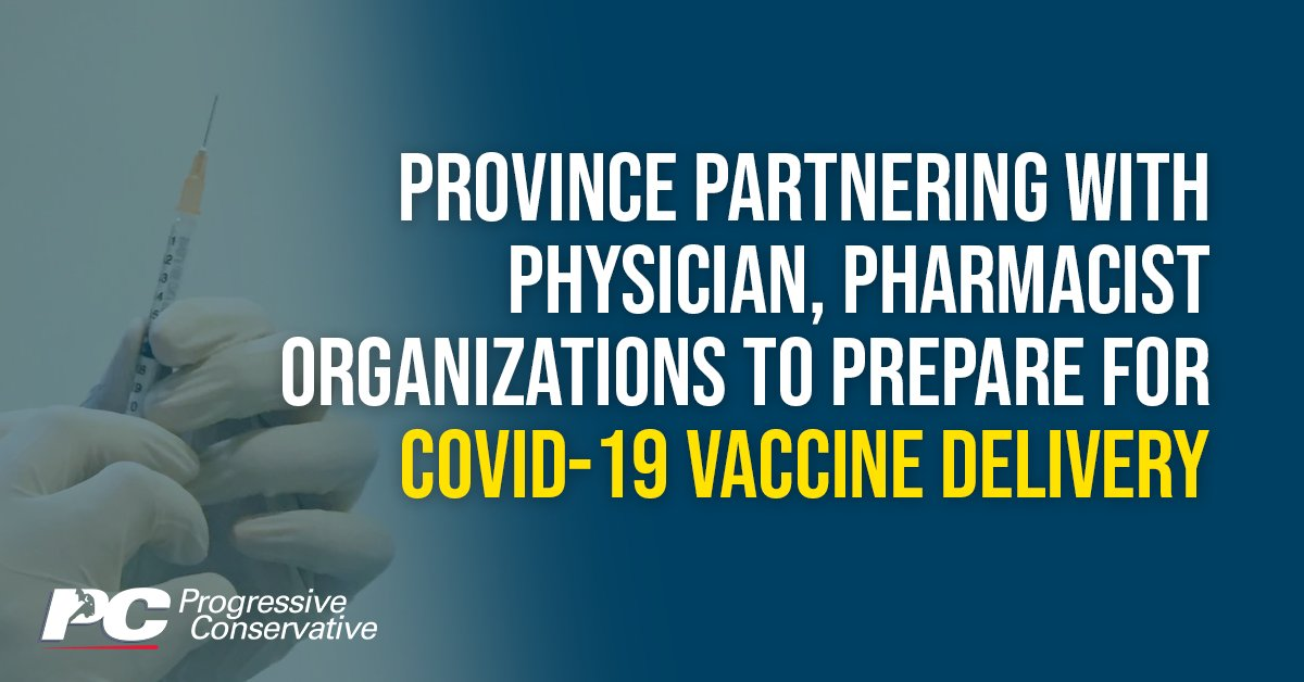 test Twitter Media - Our PC government is partnering with organizations representing Manitoba physicians and pharmacists and their members to prepare for the province's vaccine rollout of new vaccines once they are approved for use in Canada.   https://t.co/lCvVewGf6u  #mbpoli https://t.co/jORePjr5E0