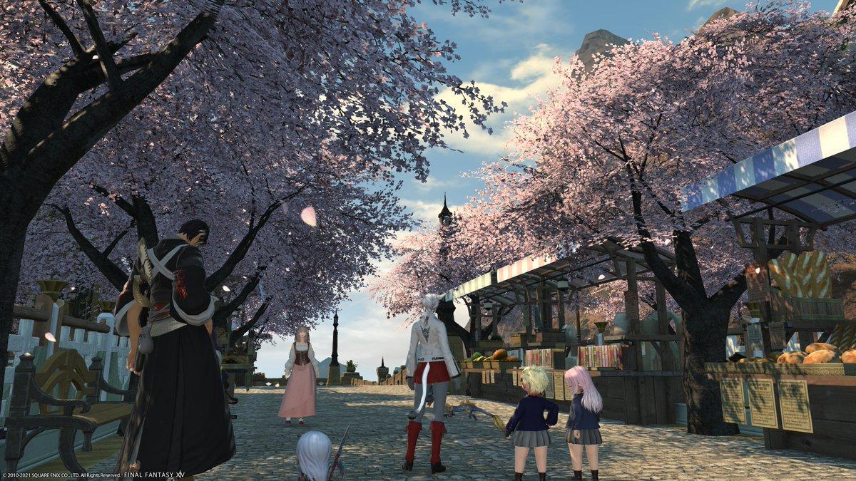 test ツイッターメディア - 昨日のFF ・ファッションチェック ・お宝inG12 ・ハウジング訪問 4人でG12、2代目地図王のじゃくさんがやりました! 久しぶりの最終だったよー  ハウジングはAtomosの桜並木に 個宅はユニコーンだったっけ?にFCで行ってきました うん、やっぱ色々すごすぎですねw  #FF14 https://t.co/nZvUWGXroi