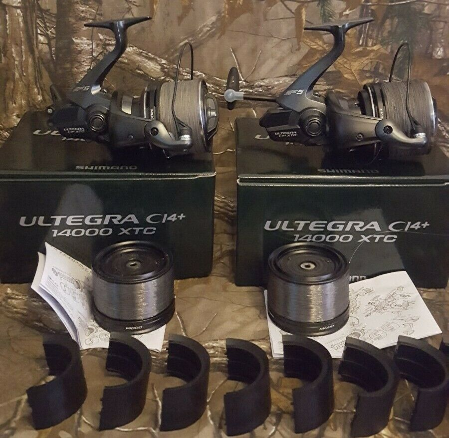 Ad - Shimano Ultegra Ci4 14000 XTC x2 On eBay here --> https://t.co/piJovVGmNs  #carp<b>Fishing</
