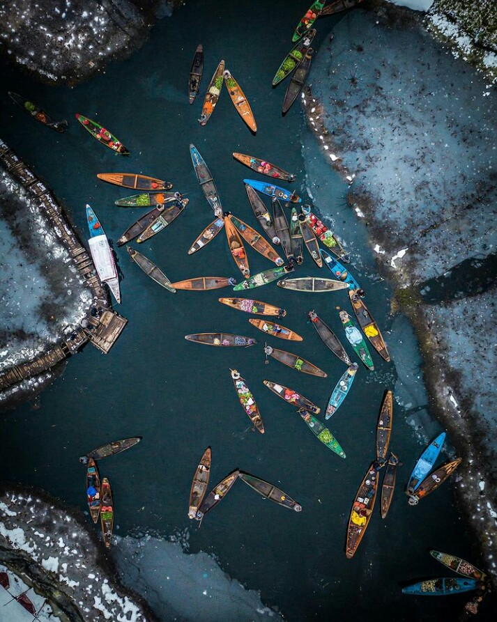 Jewel in the crown of Kashmir : Dal Lake https://t.co/xJ6Iv7vEzD