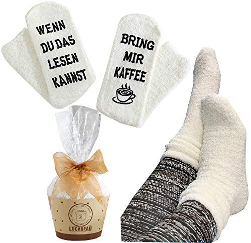 test Twitter Media - Lucadeau Socken mit Kaffee Spruch auf der Sohle WENN DU DAS LESEN KANNST, BRING MIR KAFFEE Geschenk für Frauen Geburtstagsgeschenk für Freundin Schwester Mama ASIN: B089J5GGKB... - https://t.co/SwtIXHBwuA #geschenke #geschenk https://t.co/fXlL1zc6J8