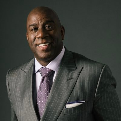 Earvin Magic Johnson's Twitter Profile Picture
