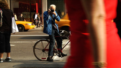 Bill Cunningham Social Profile