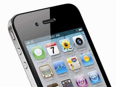 iPhone zprávy