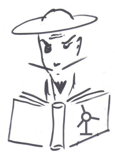 Man of la Book Social Profile