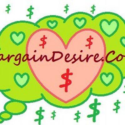 Bargain Desire | Social Profile