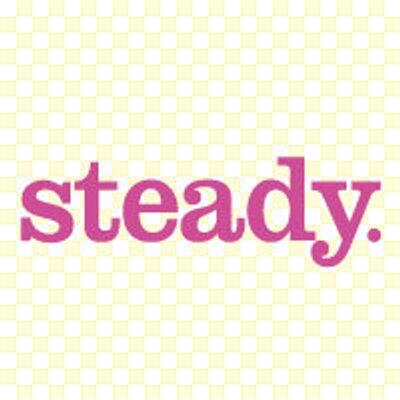 steady.