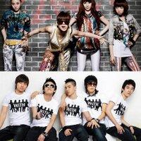 2NE1 & Big Bang | Social Profile