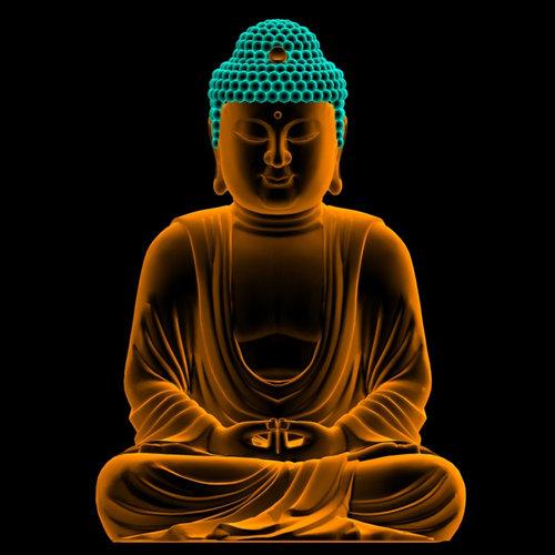 iQuote Wisdom Buddha Social Profile