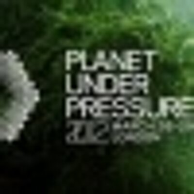 PlanetUnderPressure | Social Profile