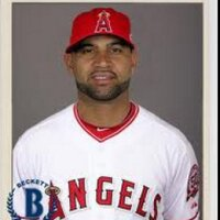 Albert Pujols NOT | Social Profile