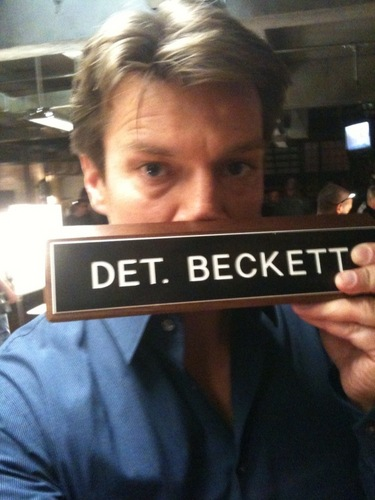 Richard Castle Social Profile