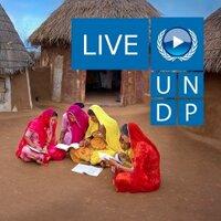 UNDP Live tweeting | Social Profile