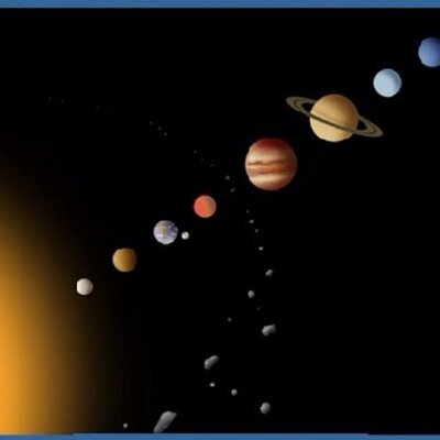 ✨The Solar System✨ | Social Profile