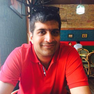 Aaron  Kumar | Social Profile