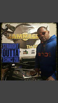 DJ JAMMAGIC Social Profile