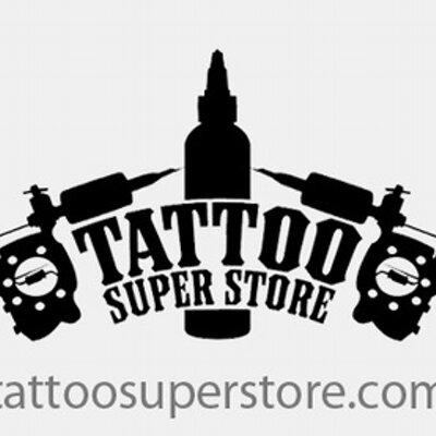 Tattoo supplies superstore