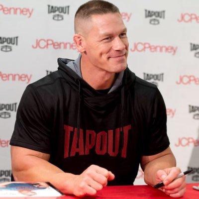 ~John Cena | Social Profile