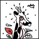 Жираф из Promodo