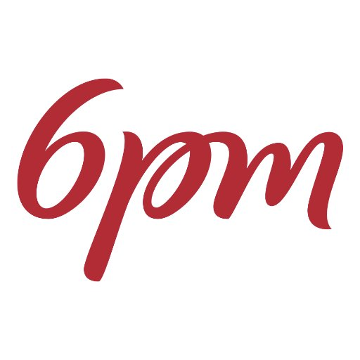 6pm.com Social Profile