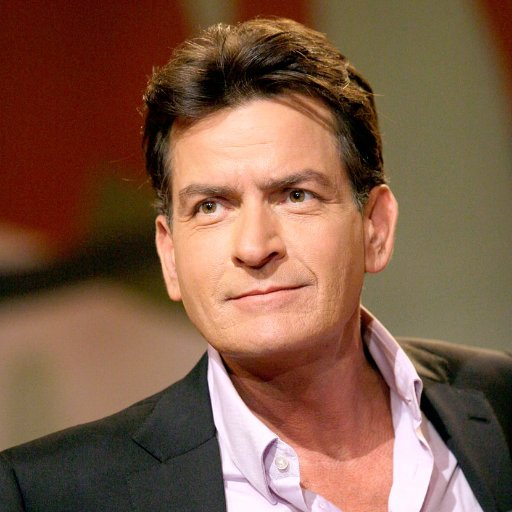 Charlie Sheen Social Profile