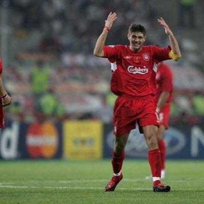 Steven Gerrard Social Profile