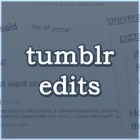 TumblrEdits